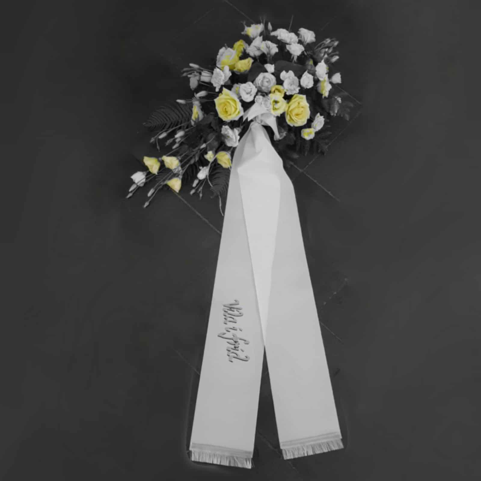 band till begravning