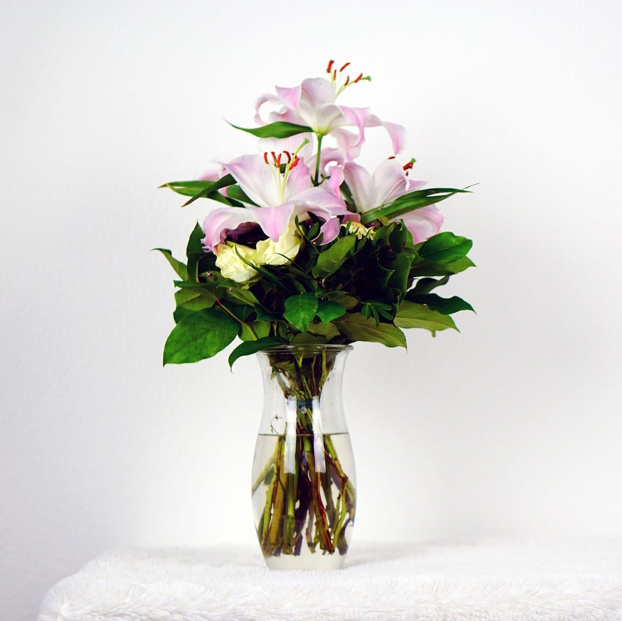 Evighetens Vila Begravningsbyrå Blomsterbukett