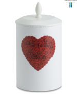 """Urna """"Hjärta"""" Evighetens Vila Begravningsbyrå"""