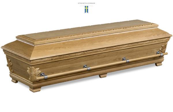 """Kista """"Royal"""" Evighetens Vila Begravningsbyrå"""
