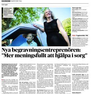 Evighetens Vila Begravningsbyrå Dagens Nyheter